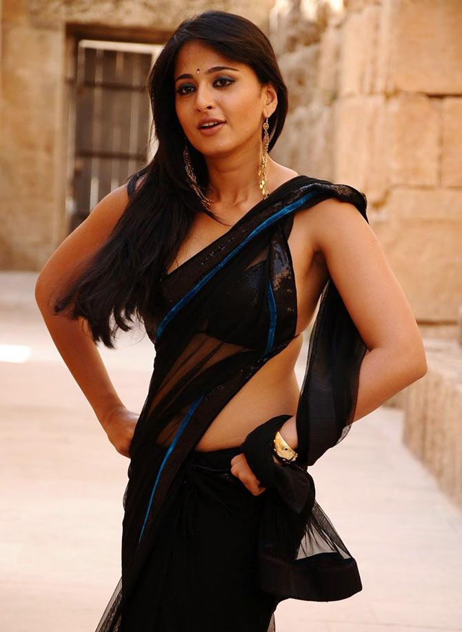 Anushka Shetty in Vettaikaran