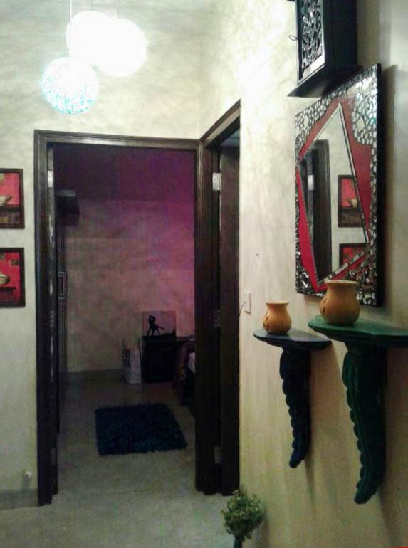 Surbhi Jyoti's house