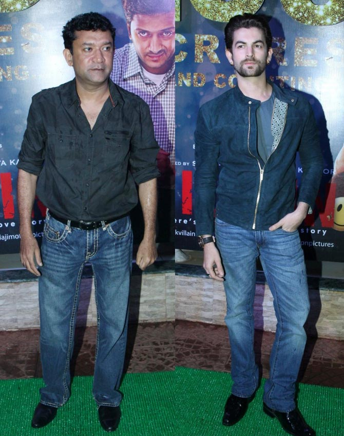 Ken Ghosh and Neil Nitin Mukesh