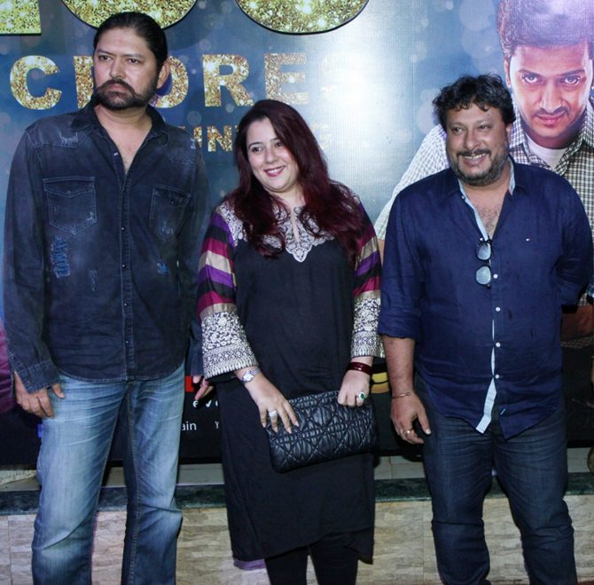 Sameer and Shrishti Behl Arya and Tigmanshu Dhulia