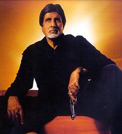 Amitabh Bachchan in Aankhen
