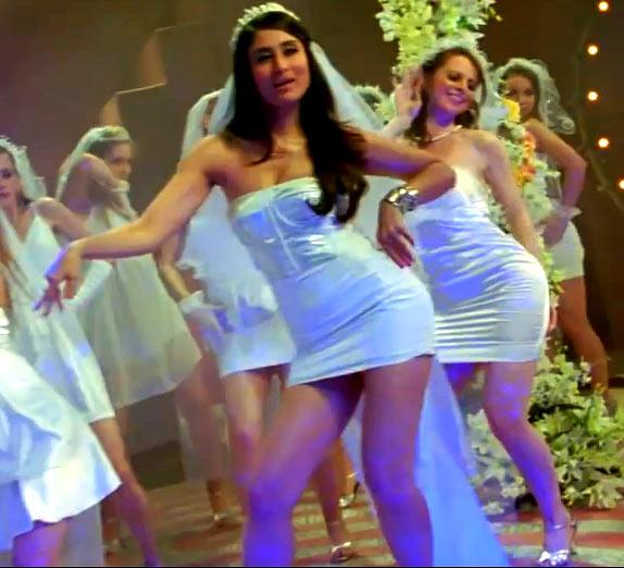 Kareena Kapoor in Kambakkht Ishq