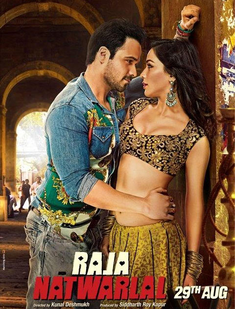 Emraan Hashmi and Humaima Malick in Raja Natwarlal