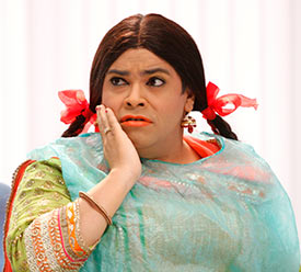 Kiku Sharda as Palak
