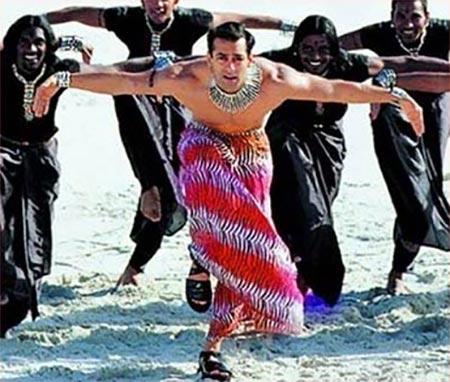 Salman Khan in Har Dil Jo Pyar Karega