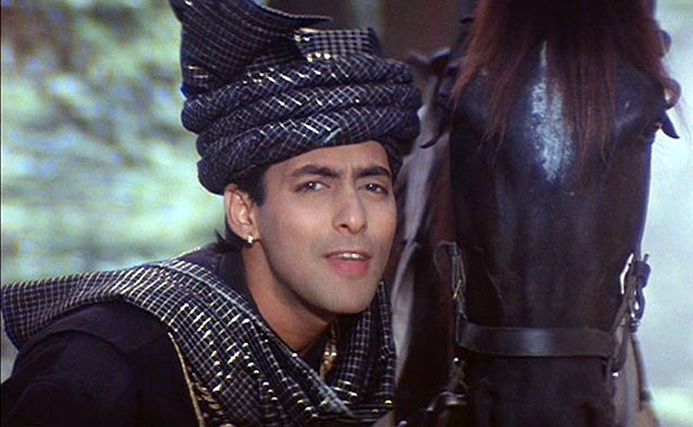 Salman Khan in Sanam Bewafa