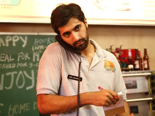 Akshay Oberoi in Pizza 3D