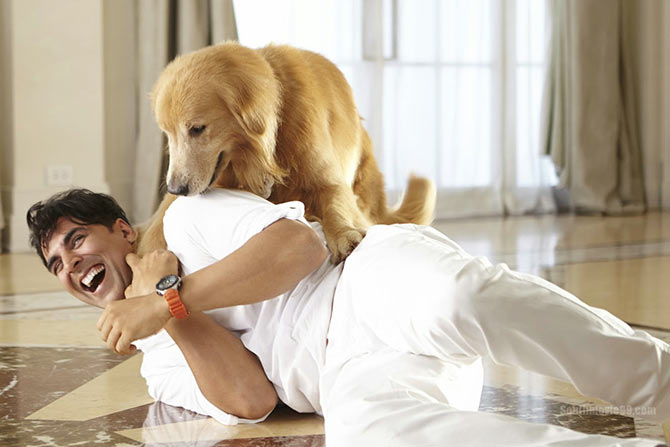 Akshay Kumar in It's Entertainment