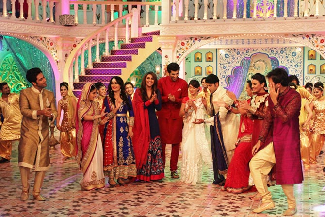 The Daawat-e-ishq team