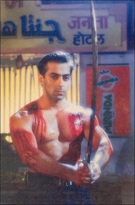 Salman Khan in Veergati