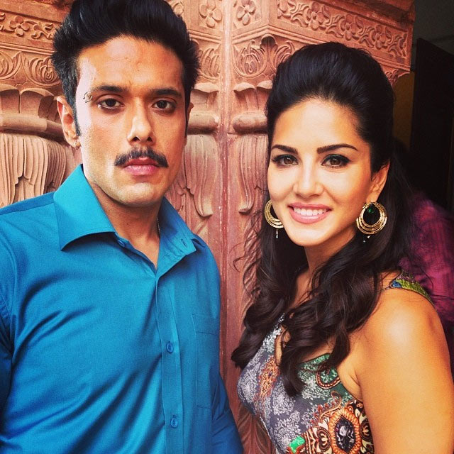 Mohit Alhawat, Sunny Leone