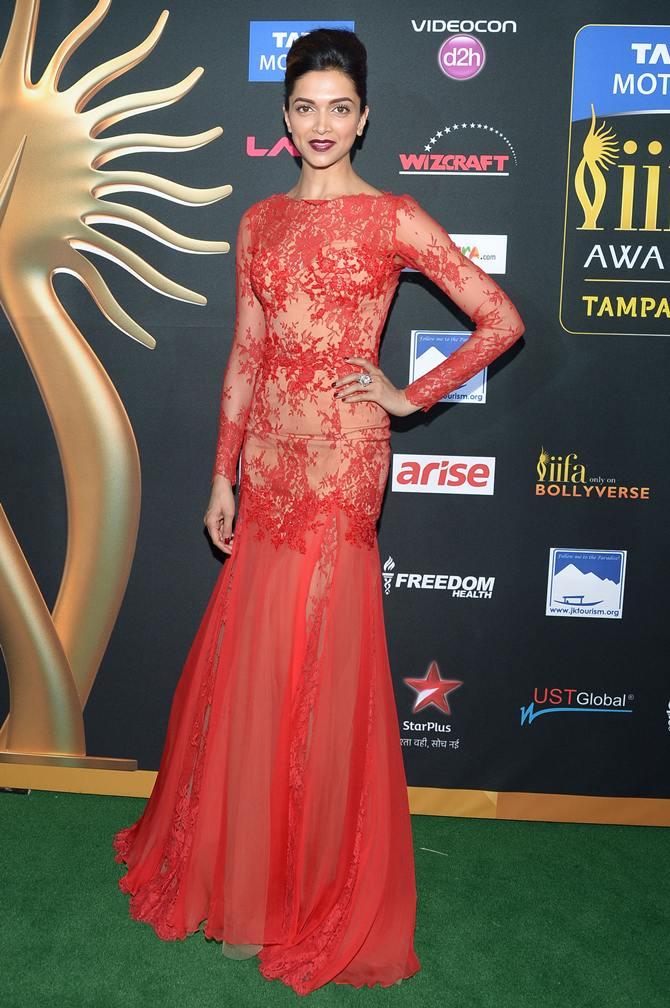 Sophie, Deepika, Priyanka: Bollywood's lace obsession