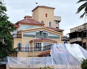 Rajesh Khanna's bungalow