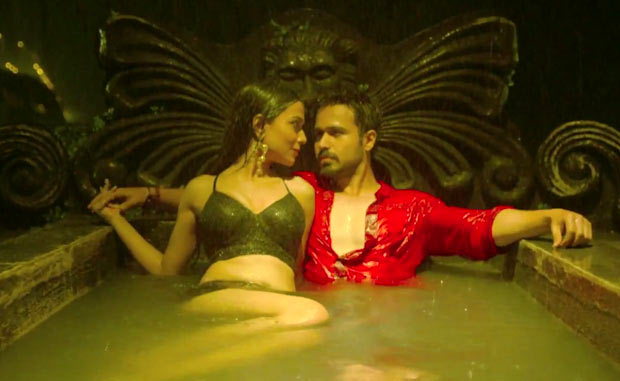Humaima Shaikh with Emraan Hashmi in Raja Natwarlal