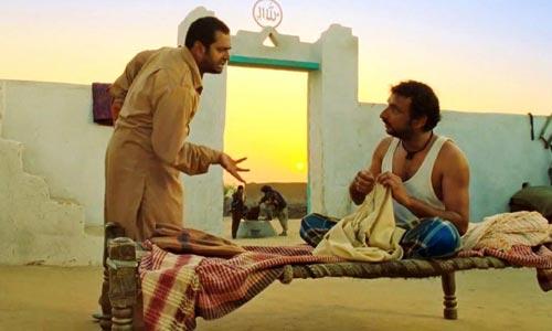 Sharib Hashmi and Inaamulhau in Filmistaan