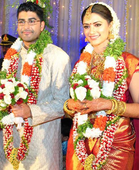Mamta Mohandas and Prajith Padmanabhan