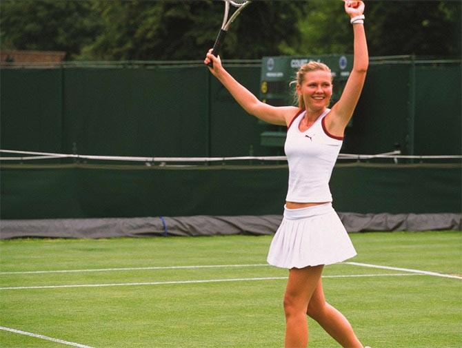 Kirsten Dunst, <i>Wimbledon</i>