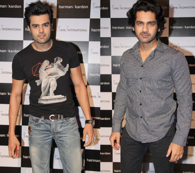 Manish Paul, Arjan Bajwa