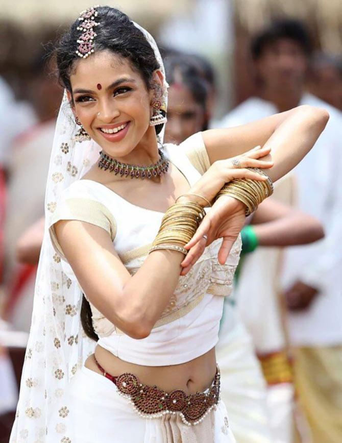 Rukmini Vijayakumar