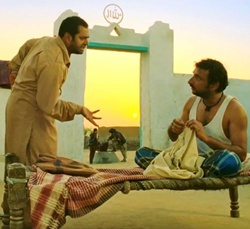 Sharib Hashmi and Inamulhaq in Filmistaan