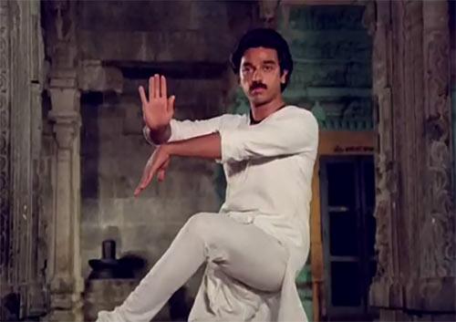 Kamal Haasan in Saagara Sangamam