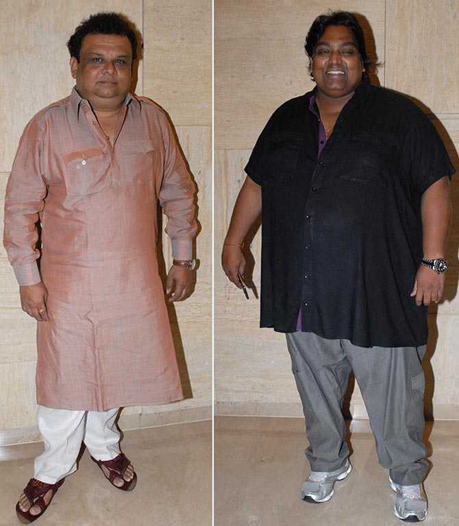 Atul Parchure and Ganesh Acharya