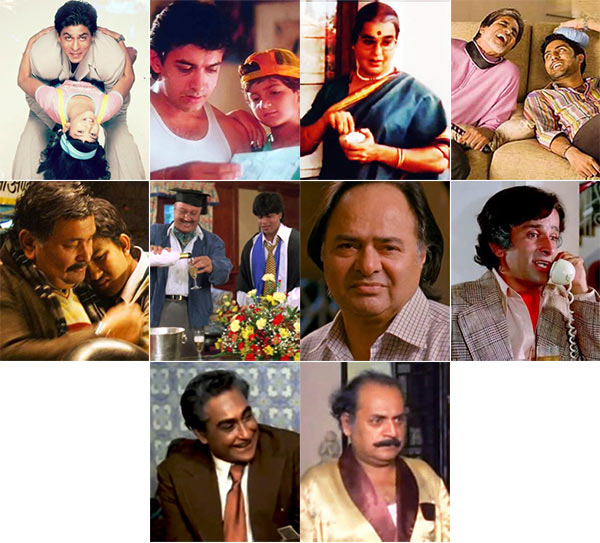 Father's Day Special: Bollywood's BEST Screen Dads. VOTE