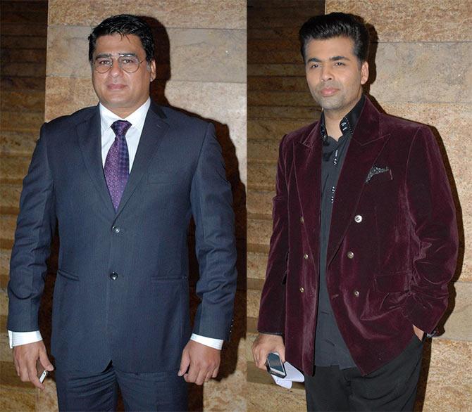 Ayub Khan, Karan Johar