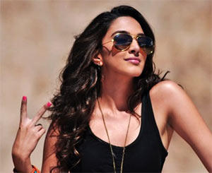 Kiara Advani in Fugly