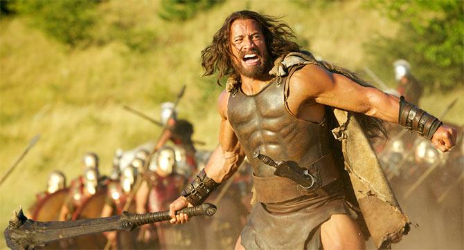 A scene from Hercules