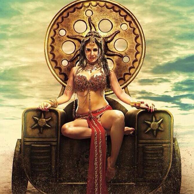 Sunny Leone in Leela