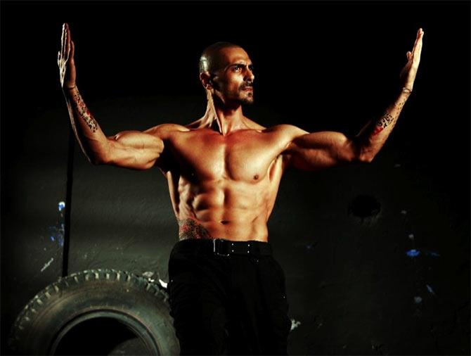 Arjun Rampal in Ra.One