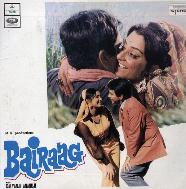 Movie poster of Bairaag