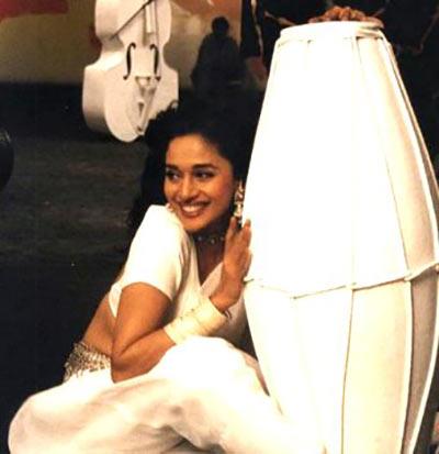 Madhuri Dixit in Gaja Gamini