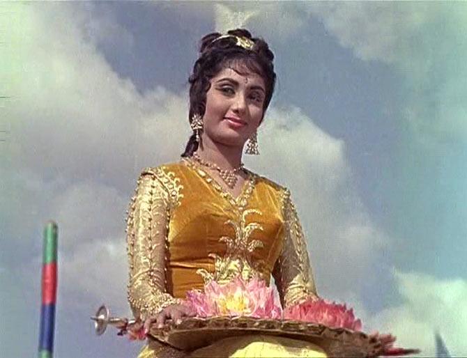 Sadhana in Rajkumar