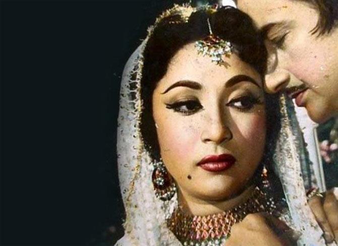 Mala Sinha in Jahan Ara