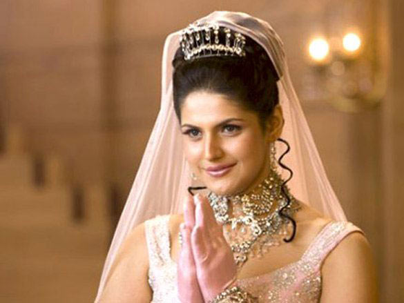 Zarine Khan in Veer