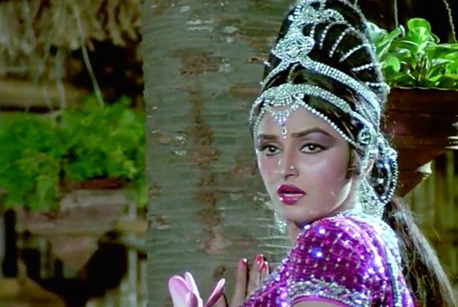 Jaya Pradha in Pataal Bhairavi