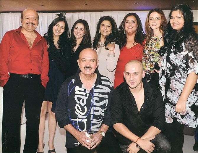 Rakesh Roshan Daughter Sunaina | www.pixshark.com - Images ...