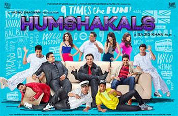 Poster of Humshakals