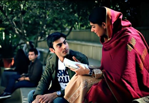 A scene from Zindagi Gulzar Hai