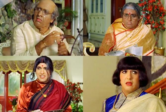 Govinda in Hadh Kar Di Aapne