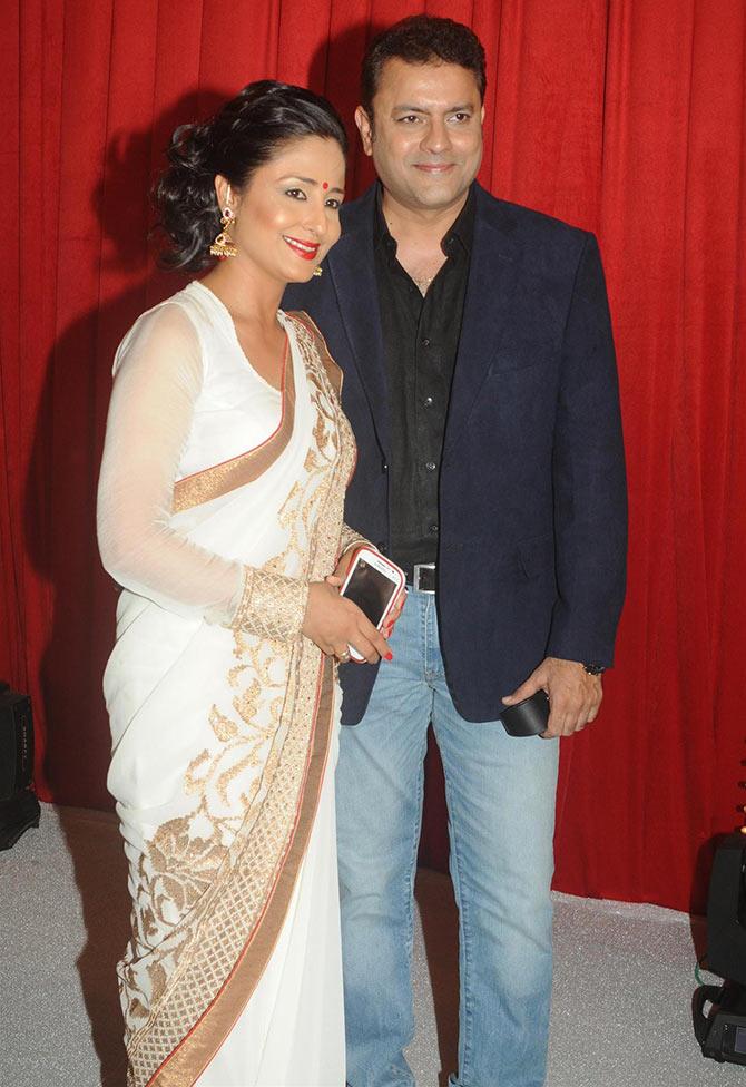 Lata Sabbharwal and Sanjeev Seth