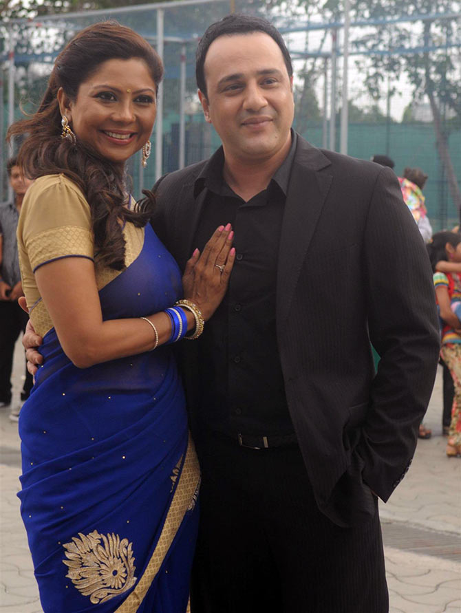 Manini and Mihir Mishra
