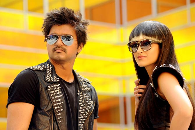A still from Nanban