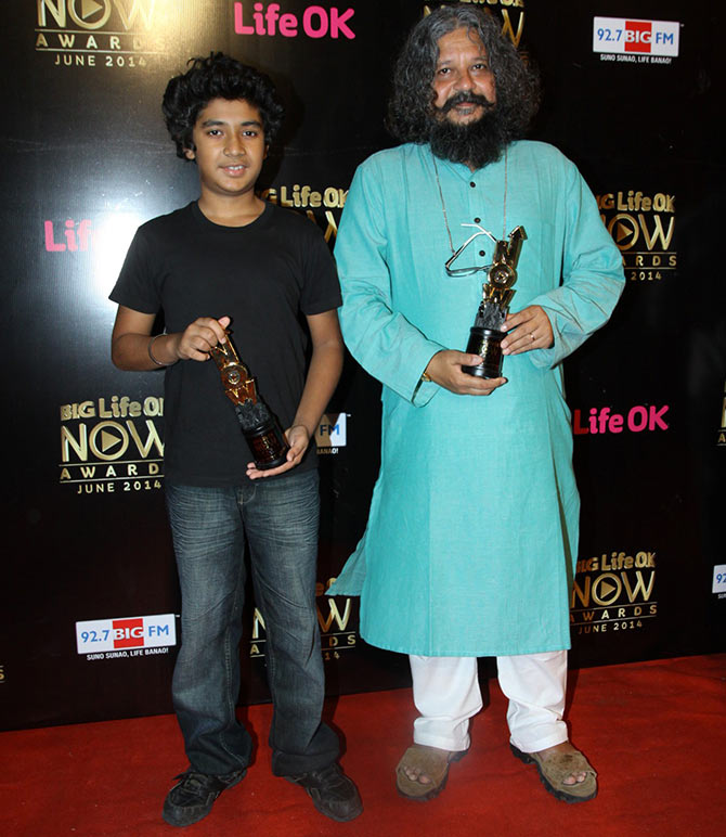 Partho and Amole Gupte