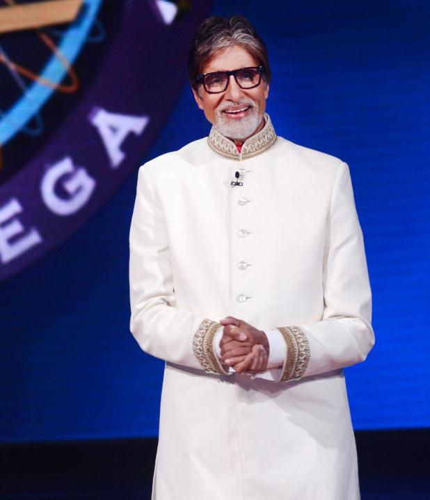 Amitabh Bachchan on Kaun Banega Crorepati