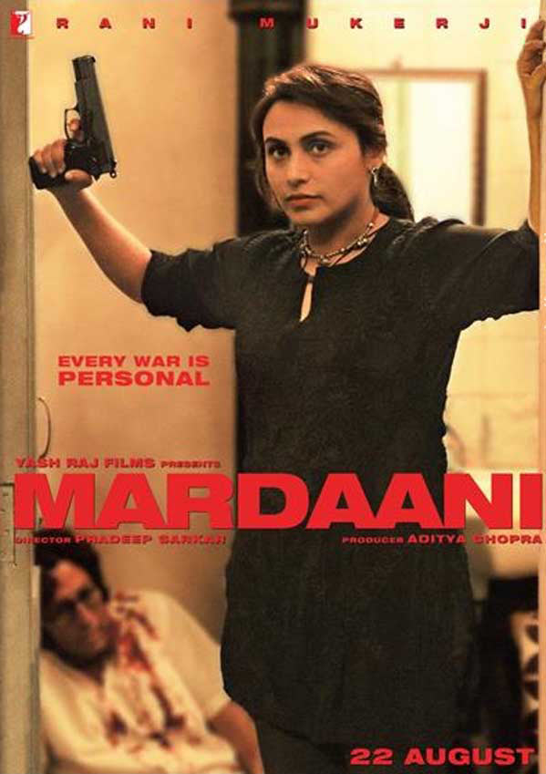 Poster of Mardaani
