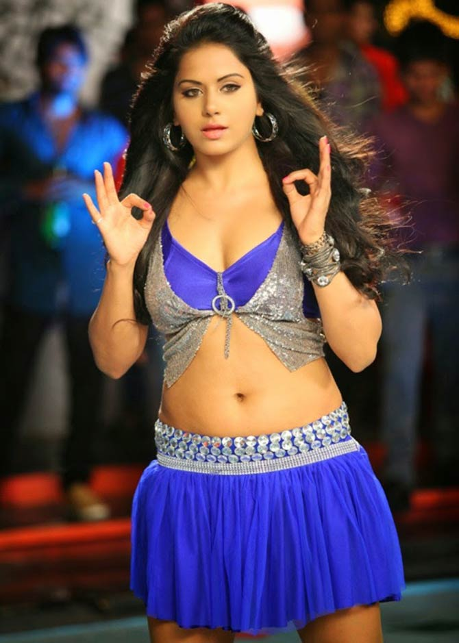 Rachana Mourya in Okkadine