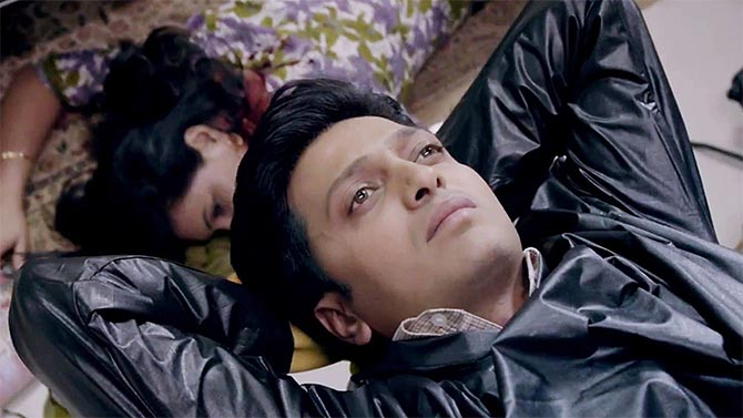 Riteish Deshmukh in Ek Villain